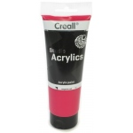 American Educational Creall Studio Acrylics Tube: 250 ml, 13 Magenta Red