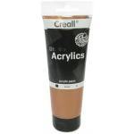 American Educational Creall Studio Acrylics Tube: 250 ml, 22 Bronze