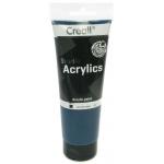 American Educational Creall Studio Acrylics Tube: 250 ml, 34 Prussian Blue