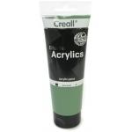 American Educational Creall Studio Acrylics Tube: 250 ml, 59 Olive Green