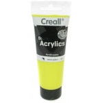 American Educational Creall Studio Acrylics Tube: 120 ml, 05 Lemon Yellow