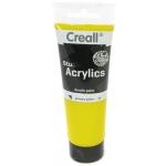 American Educational Creall Studio Acrylics Tube: 120 ml, 06 Primary Yellow