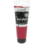 American Educational Creall Studio Acrylics Tube: 120 ml, 11 Madder Red