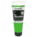 American Educational Creall Studio Acrylics Tube: 120 ml, 50 Brilliant Green