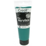 American Educational Creall Studio Acrylics Tube: 120 ml, 52 Phtalo Green