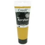 American Educational Creall Studio Acrylics Tube: 120 ml, 60 Ochre