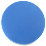 "American Educational Block Printing Circle: 4"" Diameter, Blue"