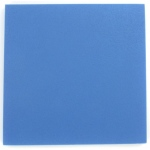 "American Educational Block Printing Square: 4"" x 4"", Blue"