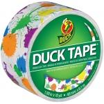 Duck Tape® Paint Splatter Tape (Roll): Roll, 10 yd, Pattern, (model DT280424), price per each