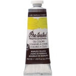 Grumbacher® Pre-Tested® Artists' Oil Color Paint 37ml Bismuth Yellow: Yellow, Tube, 37 ml, Oil, (model GBP311GB), price per tube