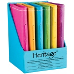 """Heritage Arts™ 4"""" x 6"""" Notebook Display: Sewn Bound, Assorted, Book, 4"""" x 6"""", Notebook, (model HM46), price per each"""