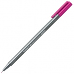 Staedtler® Triplus® Dark Mauve Fineliner Pen : Purple, .3mm, Fine Nib, Technical, (model 334-61), price per each