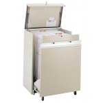 "Safco® MasterFile 36in X 24in Storage Cabinet: 1600 Sheets, White/Ivory, Steel, 32""d x 32 1/2""w x 45""h, (model 5023), price per each"