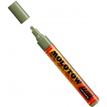 MOLOTOW™ 4mm Round Tip Acrylic Pump Marker Amazonas Light; Color: Brown; Ink Type: Paint; Refillable: Yes; Tip Size: 4mm; Type: Paint Marker; (model M227223), price per each
