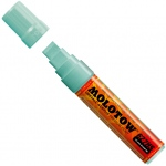 MOLOTOW™ 15mm Wide Tip Acrylic Pump Marker Lago Blue Pastel: Blue, Paint, Refillable, 15mm, Paint Marker, (model M627215), price per each