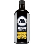 MOLOTOW™ Coversall 250ml Black Ink Refill: Black/Gray, Refill, (model M691760), price per each