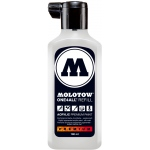MOLOTOW™ 180ml Acrylic Marker Refill Signal White: White/Ivory, Paint, Refill, 180 ml, Refill, (model M692160), price per each
