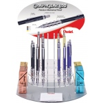 Pentel® GraphGear 800™ Mechanical Drafting Pencil Display Assortment; Type: Mechanical; (model PG800-60D), price per each
