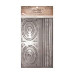 Advantus - Tim Holtz - Ideaology -Industrious Stickers - Frames & Trims