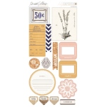 Teresa Collins Designs - Life Emporium - Chipboard Elements