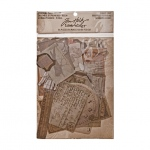Advantus - Tim Holtz - Ideaology - Ephemera Pack - Vellum - Thrift Shop