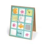 Sizzix - Framelits Die Set 14 Pack with Stamps - Windows