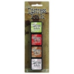 Ranger - Tim Holtz - Distress Mini Ink Kit - Kit 11