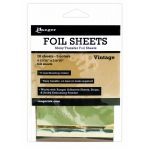 Ranger - Shiny Transfer Foil - 10 sheets - Vintage