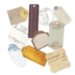 7Gypsies - Gypsy Moments Tags - To & From Assorted