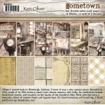Ken Oliver - Hometown - 6x6 Paper Pack