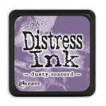 Tim Holtz - Distress Mini Ink Pad - Open Stock - Dusty Concord