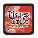 Tim Holtz - Distress Mini Ink Pad - Open Stock - Fired Brick