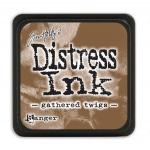 Tim Holtz - Distress Mini Ink Pad - Open Stock - Gathered Twigs