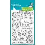 Lawn Fawn - Critters in the Jungle Stamp Set