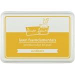 Lawn Fawn - Lawn Fawndamentals - Sunflower Ink Pad