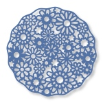 Couture Creations - Floral Lace - Daisy Doily Dies