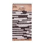 Advantus - Tim Holtz - Ideaology - Small Talk Sticker Book