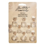 Advantus - Tim Holtz - Ideaology - Tiny Vials