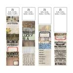Advantus - Tim Holtz - Ideaology - Pocket Cards