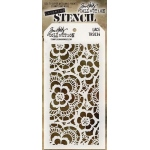 Stampers Anonymous - Tim Holtz - Stencil - Lace