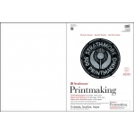 "Strathmore® 500 Series Printmaking Sheet Stock 5-Pack: White/Ivory, Sheet, 22"" x 30"", (model ST534-25), price per pack"