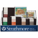 Strathmore® Art Journal Counter Display; Format: Display; Type: Display Rack; (model ST79-297), price per each