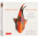 Tuttle Amazing Origami Kit: Origami, (model T841917), price per kit