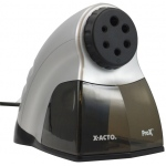 X-Acto® ProX® ProX Electric Sharpener; Color: Black/Gray; Type: Electric; (model X-1612), price per each