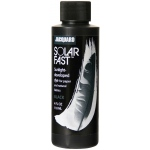 Jacquard SolarFast ™ Black Dye 4 oz; Color: Black/Gray; Format: Bottle; Size: 4 oz; Type: Sunlight-Developed; (model JSD1-113), price per each