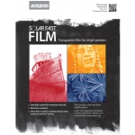 "Jacquard SolarFast ™ Film 8-Pack: 8 Sheets, 8 1/2"" x 11"", Film, (model JSD1000), price per 8 Sheets"