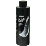 Jacquard SolarFast ™ Black Dye 8 oz; Color: Black/Gray; Format: Bottle; Size: 8 oz; Type: Sunlight-Developed; (model JSD2-113), price per each