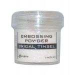Ranger Specialty 1 Embossing Powders: Bridal Tinsel
