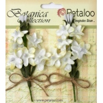 Petaloo - Velvet Lilacs x 2 - White