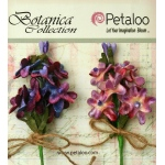 Petaloo - Velvet Lilacs x 2 - Lavender/Purple